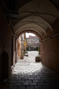 old center of vilnius