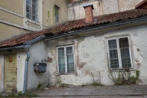 old buildings in vilnius