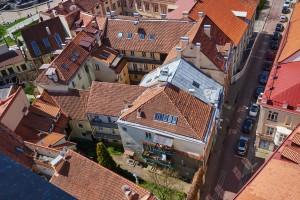 vilnius from above