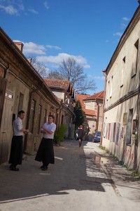 uzupis neighbourhood